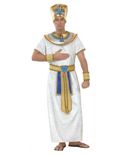 Pams - Maschera da principe egizio, torace 100 - 111 cm