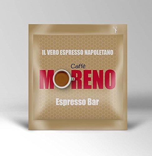 Moreno Espresso 150 Kaffeepads, ESE-Pads, 44mm Durchmesser -