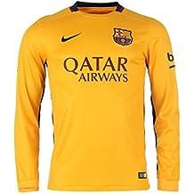 Nike 2ª Equipación FC Barcelona 2015-2016 - Camiseta equipación Oficial 74bcc97b564