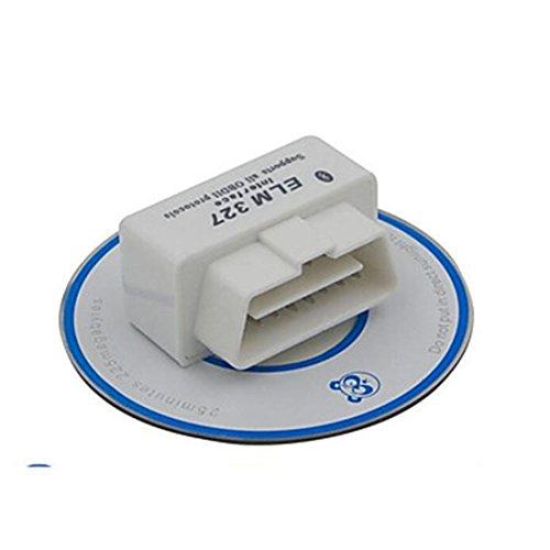 MINIELM327 Super-Weiß mit Bluetooth-Marker Diagnoseinstrument Scanner OBD