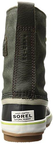 Sorel 1964 Premium Cvs, Stivali da Neve Donna Verde (Peatmoss/Black 214)