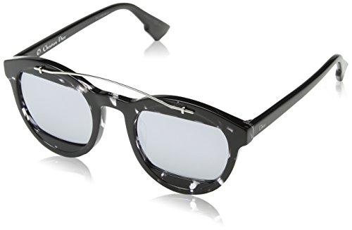 Christian Dior Damen Sonnenbrille Diormania1 Dc, Schwarz (Havana), 50 (Havana Sonnenbrille Dior Christian)