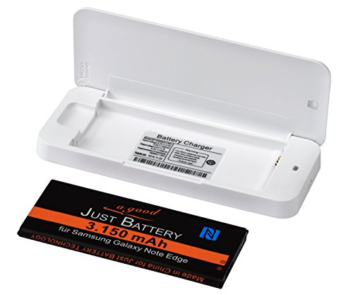 externes Ladegerät für Samsung Galaxy Note Edge SM-n915F Akkus