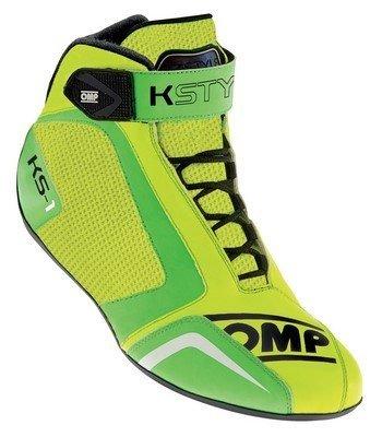 Preisvergleich Produktbild ks-1 Sneaker OMP MY2016 gelb / grün Gr. 37