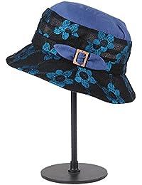 38306ff4092aa Zhou Yunshan Versión Coreana del Verano Femenino de protección Solar  Protección UV Junto con el Sombrero