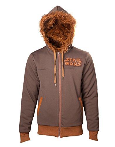 Flashpoint AG Star Wars Hoodie Reversible - Chewbacca [Andere Plattform] L braun