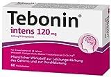 Tebonin intens 120 mg Filmtabletten 60 stk