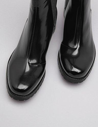 Find Bottines Chelsea Pour Femme Noir (noir)