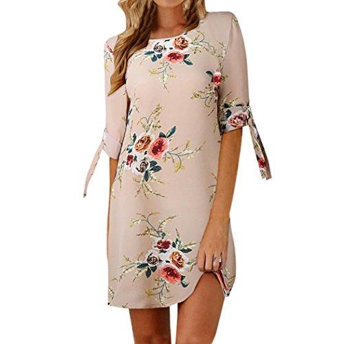 Heiß! Damen Kleid Yesmile Frauen Frühling Sommer Lose -
