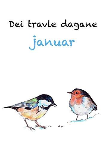 dei-travle-dagane-januar-norwegian-nynorsk-edition
