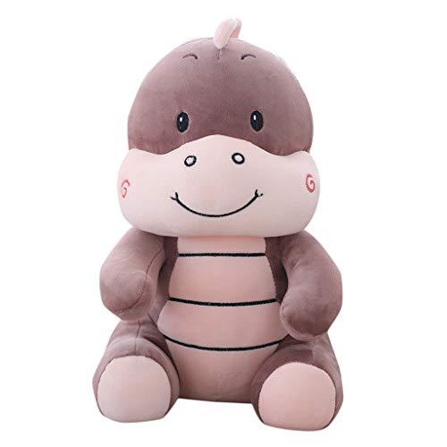 Quaan Niedlichen Plüsch Spielzeug Dinosaurier Weiche Stofftiere Puppen Spielzeug Kinder Geburtstagsgeschenk - Lebensgroße Plüsch-pferd