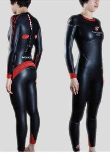 Rocket Science Sports Womens Rocket Neoprenanzug (Medium) - Vortex Neopren Wetsuit