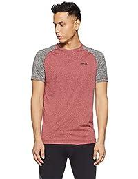 RJCo Men's Solid Regular Fit T-Shirt