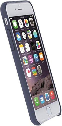 Krusell Bellö Schutzhülle in grau - für Apple iPhone 7 Dunkelblau