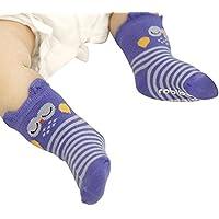 Baby Socken Winter,Covermason Säugling Kleinkind Baby Junge Mädchen Socken Baumwolle Cartoon Tiere Anti-Rutsch Gestrickt Warm Babysocken