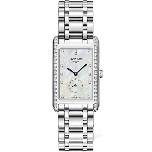 Longines Damen-Armbanduhr Schweizer Quarz Analog