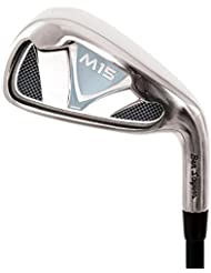Ben Sayers M15 Youth/Ladies Right Handed Light Blue Golf Club - 6 Iron (Graphite)