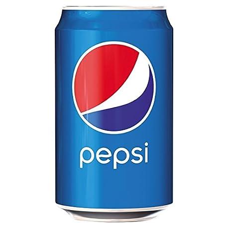 Pepsi 330 ml Pack de 24 x 330 ml
