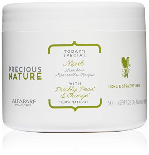 AlfaParf Precious Nature Today's Special Mask (For Long & Straight Hair) 500ml/17.28oz by AlfaParf -