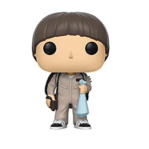 Funko POP Television Stranger Things S2 Figura de vinilo Will Ghostbuster 21488