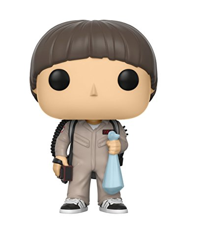 Funko Pop! - Television: Stranger Things S2 Figura de vinilo Will Ghostbuster (21488)