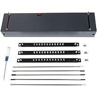 Exing Geschwindigkeitstester,Velocimetrie/Schleuder Geschwindigkeitsmessgerät Pro Bogengeschwindigkeit Messung