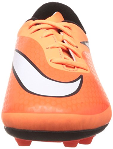 NIKE 599073-800PS SC JR HYPERVENOM FG SU800 Arancione