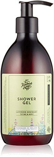 Seife Rosemary Mint (The Handmade Soap Company Lavendel, Rosmarin und Minze Shower Gel 300ml)