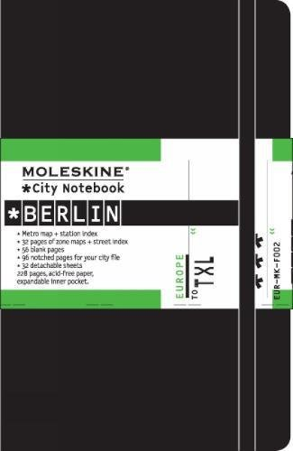 Moleskine Taccuino Pocket City Berlino