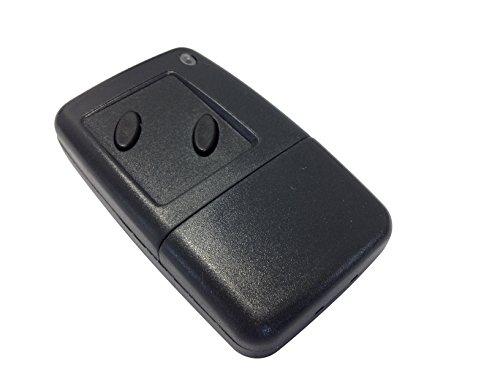 Preisvergleich Produktbild Hauss 2-Befehl Handsender Pocket 433, 92 Mhz Original 3750-2 Garagentoröffner Funk Fernbedienung