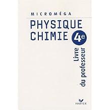 livre physique chimie 4eme pdf