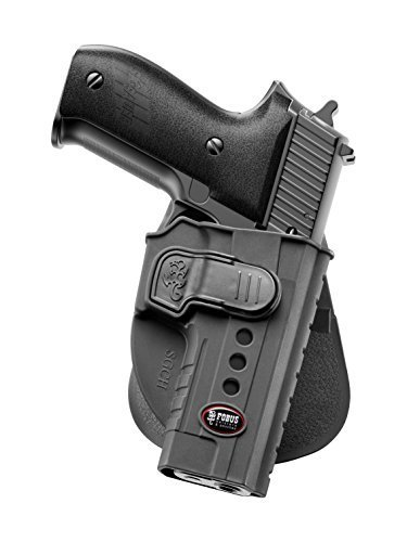 FOBUS SGCH Standard Right Hand Conceal Carry Polymer Paddle Holster For Sig/Sauer 226, 227, 220 by Fobus -