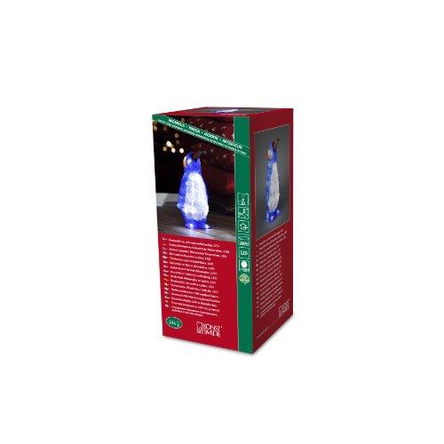 Konstsmide 6167-203 / Pinguino piccolo LED in