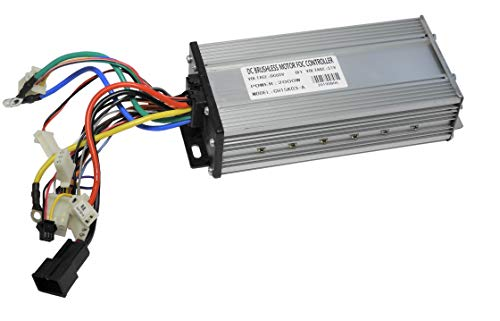 Elektro2Rad Steuergerät Controller 60V 2000W bürstenloser Motor Ersatzteil E-Scooter Tuning