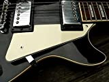 Crema Audio Meduse Zebra 3 strati mascherina battipenna per Gibson Les Paul chitarra LP