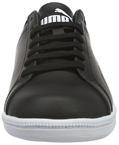 Puma Smash Fun L Jr Sneaker Nero (Nero (Black/White))