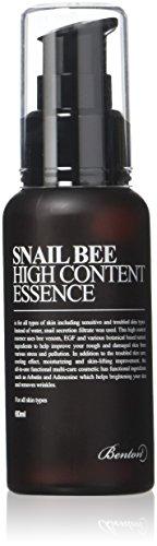 Benton - Schneckenschleim Gel - Snail Bee High Essence - Snail Essenz - Bienengift und Schneckenschleim Creme - Anti Falten und Ageing Serum
