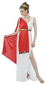 Rire et Confetti Riendo y Confeti-ficmou060para Adultos-Disfraz de Diosa
