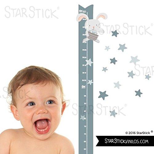 StarStick - Conejito luna repartiendo estrellas –