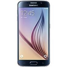 "Samsung Galaxy S6 - Smartphone libre Android (pantalla 5.1"", cámara 16 Mp, 32 GB, Quad-Core 2.1 GHz, 3 GB RAM), negro [modelo español]"