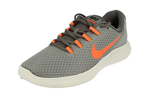 Nike LunarConverge, Scarpe Running Uomo Cool Grey/Hyper Crimson/Dark Grey