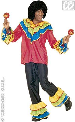 Prezer samba ballerino brasiliano costume carnevale l