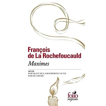 Maximes/Portrait de La Rochefoucauld