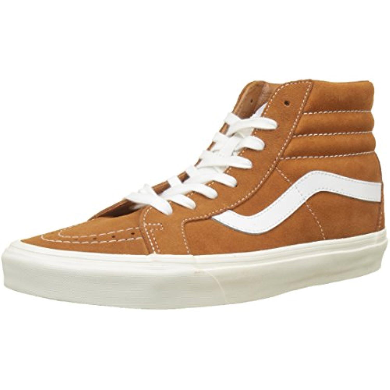 Vans - Vans SK8-Hi Reissue Retro 'Glazed Ginger' XSBOI4 - XSBOI4 - EU 42.5 - US 9.5 - UK 8.5 - CM 27.5 -