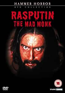 Rasputin - The Mad Monk [DVD]