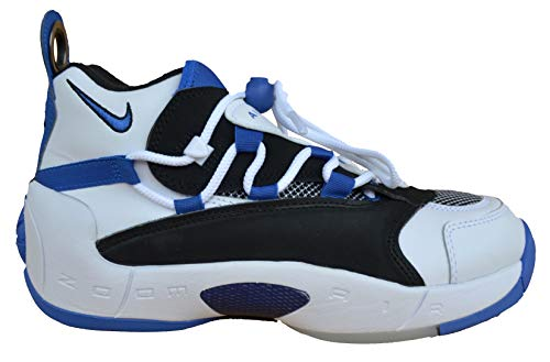 Nike W Air Swoopes II, Scarpe da Basket Donna, Multicolore (White/Game Royal/Black 101), 38 EU