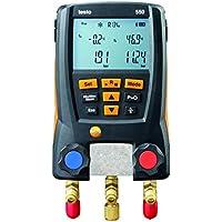 Testo digitale 0563 1551 refrigerazione Sight-Collettore senza vetro, Bluetooth