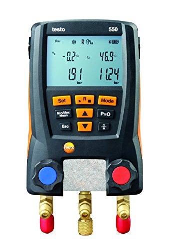 testo 550 Digitales Krümmer-Set (Bluetooth) (kein Sichtglas)