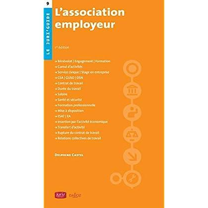 L'association employeur - 1ère édition