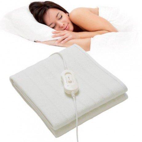 Luxury King Electric Blanket Wit...